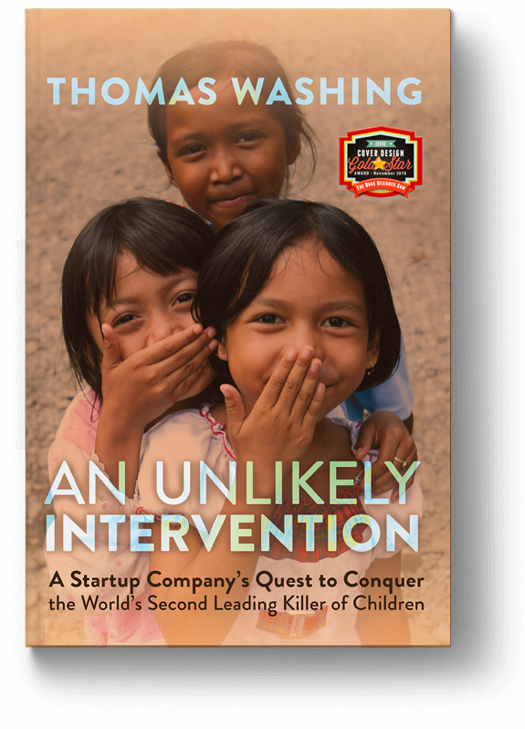 An Unlikely Intervention Book by Tom Washing